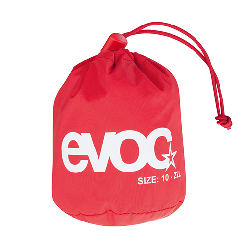 EVOC RAINCOVER SLEEVE (RED/L)