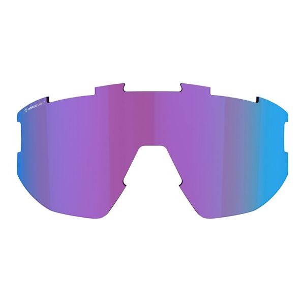 블리츠 선글라스 비전 스페어 렌즈 BLIZ VISION SPARE LENS_NANO NORDIC LIGHT VIOLET W BLUE_52001-L14N