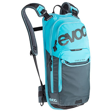 EVOC STAGE 6L TEAM (NEON BLUE/SLATE)