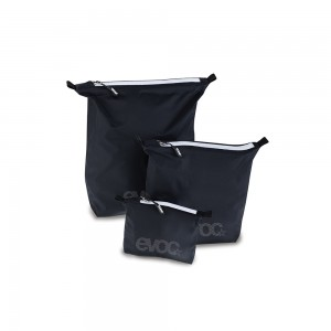 EVOC SAFE POUCH SET (BLACK)