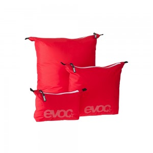 EVOC SAFE POUCH SET (RED)