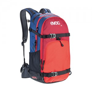 EVOC LINE (NAVY-RED-RUBY)