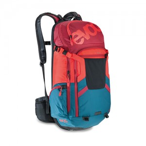 EVOC FR TRAIL TEAM (PETROL/RED/RUBY) - 18L/20L