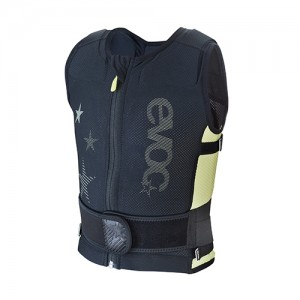EVOC PROTECTOR VEST KIDS (BLACK-LIME)
