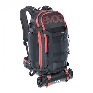 EVOC TRAIL BUILDER (BLACK) - 30L