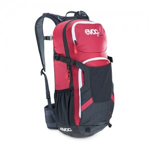 EVOC FR ENDURO (BLACK-RUBY) - 14L/16L