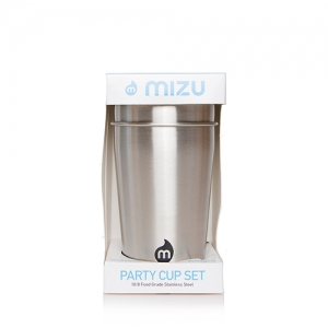 MIZU PARTY CUP SET (2) [NEW]
