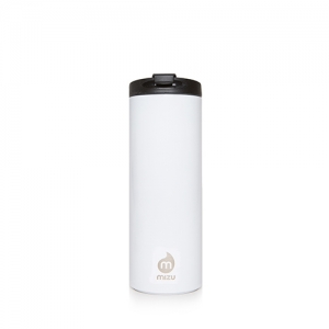MIZU TRAVEL MUG - GLOSSY WHITE_LE [NEW]