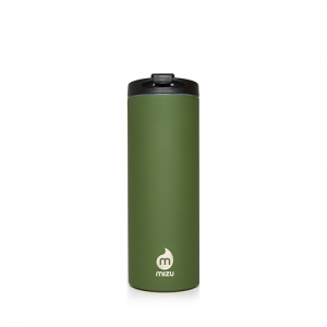 MIZU TRAVEL MUG - ARMY GREEN_LE [NEW]