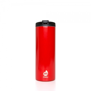 MIZU TRAVEL MUG - GLOSSY RED_LE [NEW]