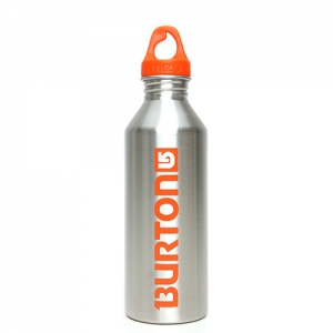 [M8]BURTON LOGO Stainless ORANGE