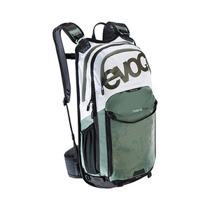 EVOC STAGE 18L TEAM (WHITE/OLIVE)