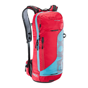 EVOC FR LITE RACE (RED/NEON BLUE) - 8L/10L