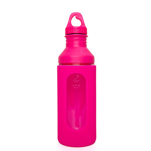 MIZU G7 GLASS BOTTLE PINK