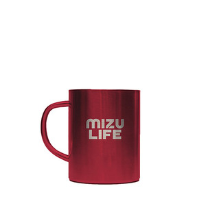 MIZU CAMP CUP MIZU LIFE RED-420ml[NEW]