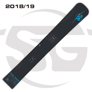 [18/19]SG Snowboards FULL RACE TITAN  (with insert plate)