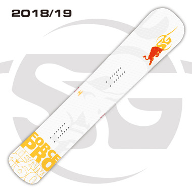 [18/19]SG Snowboards FORCE