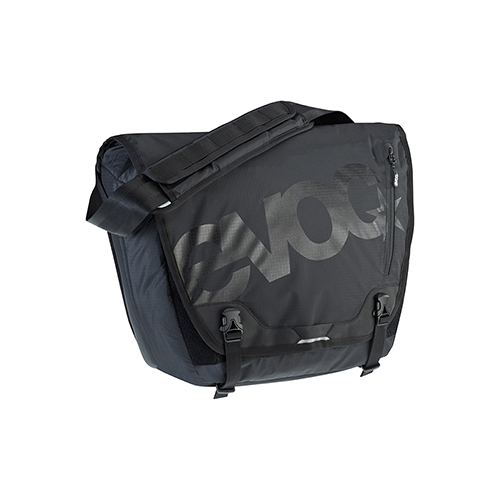 EVOC MESSENGER BAG (BLACK)