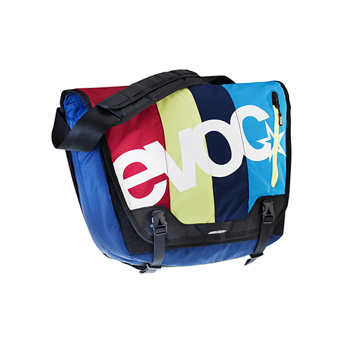 EVOC MESSENGER BAG (MULTICOLOR)