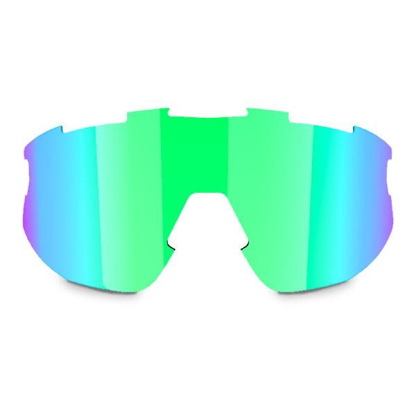 블리츠 선글라스 비전 스페어 렌즈 BLIZ VISION SPARE LENS_BROWN W GREEN MULTI_52101-L7