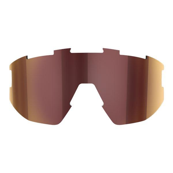 블리츠 선글라스 비전 스페어 렌즈 BLIZ VISION SPARE LENS_BROWN W RED MULTI_52101-L4