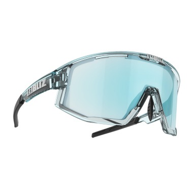 [S52101-33] Vision (Transparent Blue) - Smoke w Ice Blue [Size]